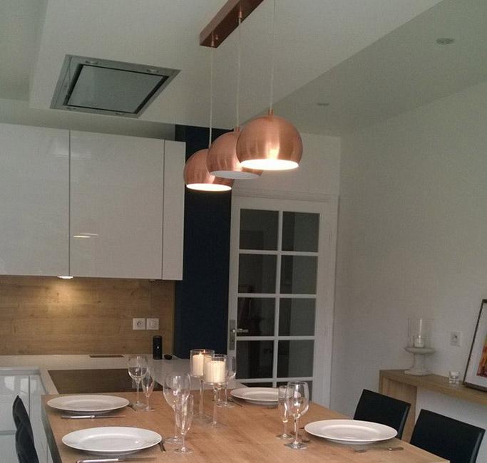 Blog de nieuwe troef in deco de design hanglamp - Deco eetkamer design ...