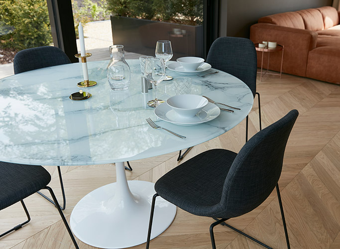 Table de cuisine design - Photo 1 - Alterego Design