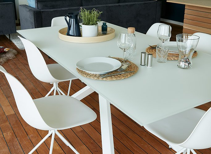 Table de cuisine design - Photo 4 - Alterego Design