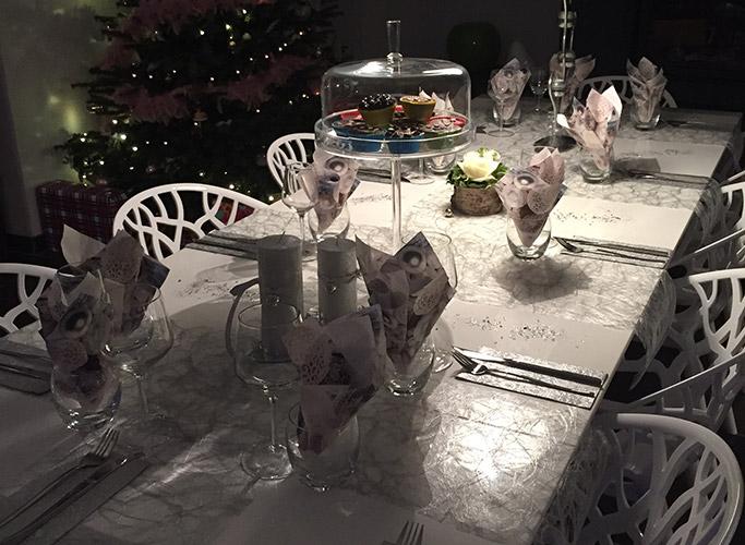 Tafel voor Kerst en de Jaarwisseling - Alterego Design