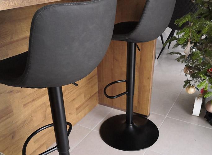 Structure des pieds des tabourets - Alterego Design