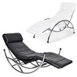 Ligstoel/schommelstoel DODO - Alterego Design