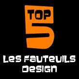 TOP 5 - Les fauteuils design