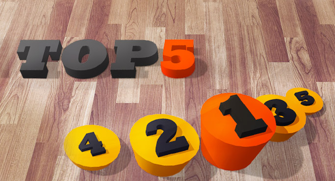 Top 5 meubelen - Alterego Design