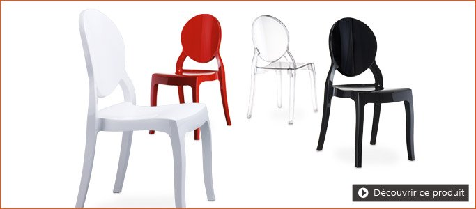Top 5 Aterego Design - Chaises ELIZA