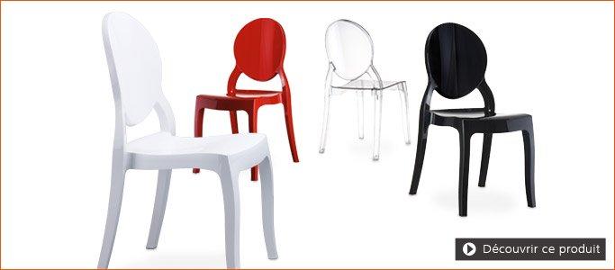 Top 5 Aterego Design - Chaises ELIZA
