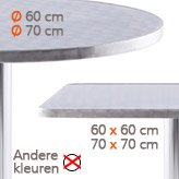 Tafelbladen BARCA - Alterego Design