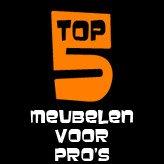 TOP 5 - Meubelen voor PRO's