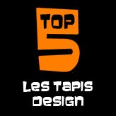 TOP 5 - Les tapis design