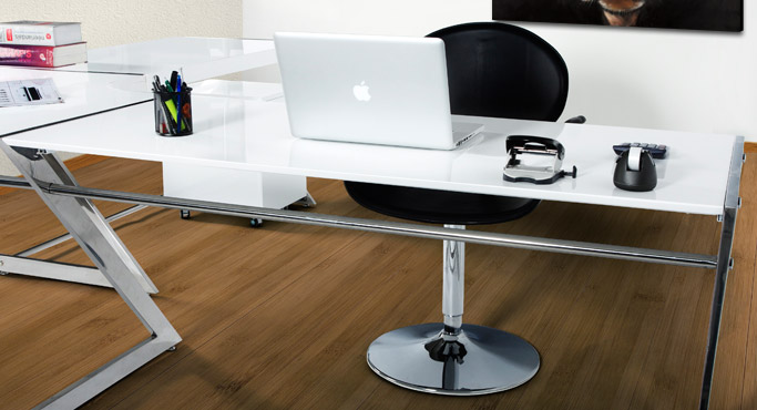 Bureau design ZETA de direction - Alterego Design