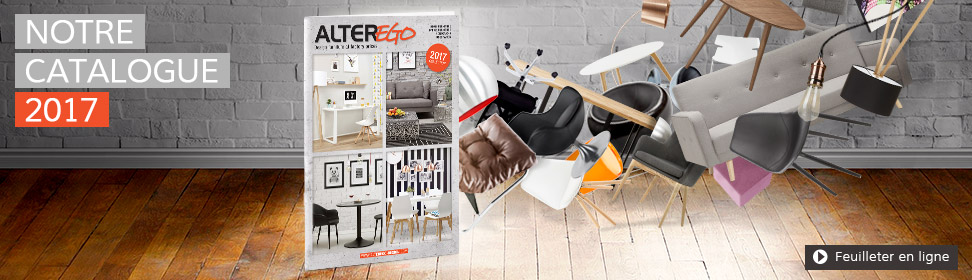 Catalogue 2017 du mobilier Alterego Design