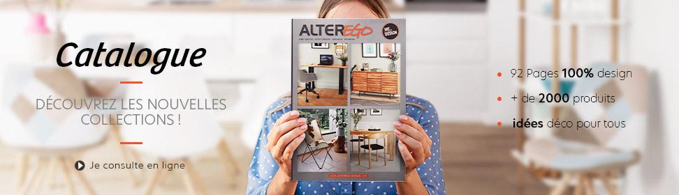 Catalogue 2021 du mobilier Alterego Design