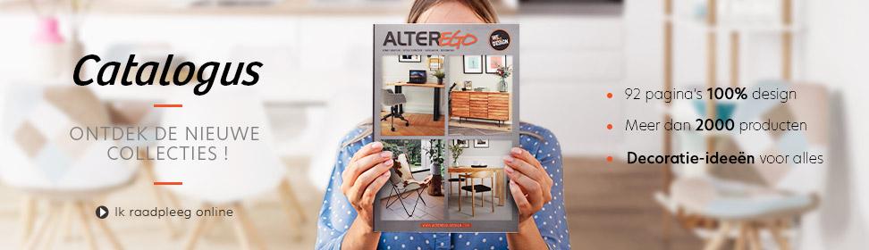 Alterego Design meubilair 2021 catalogus