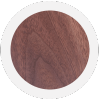 Alterego Design - Bois aspect Walnut (noyer)