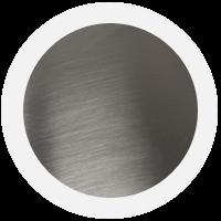Alterego Design - Geborsteld staal