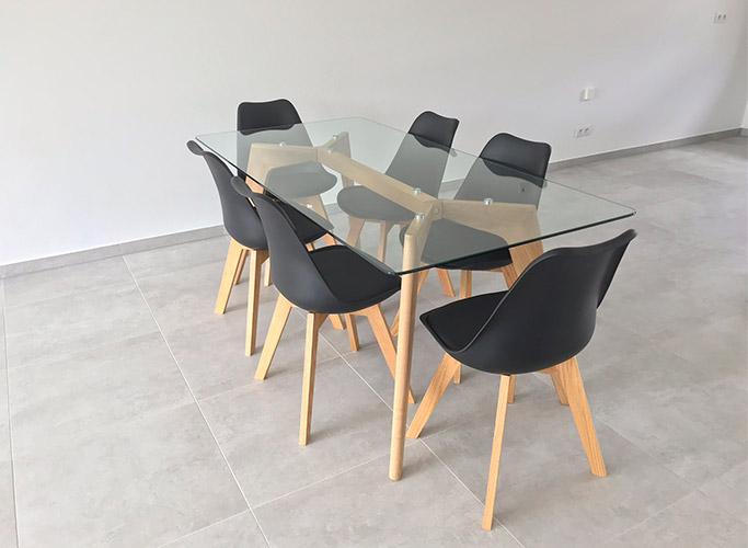 Houten designstoelen - Alterego Design