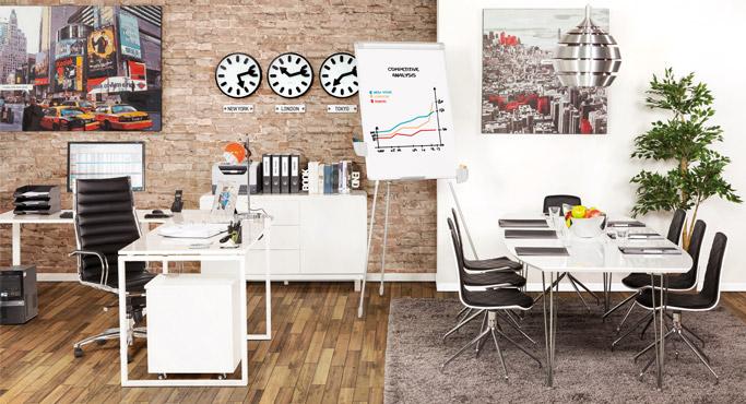 Blog alterego design hoe kiest u uw bureaumeubelen koopwijzer - Kamer comtemporaine ...