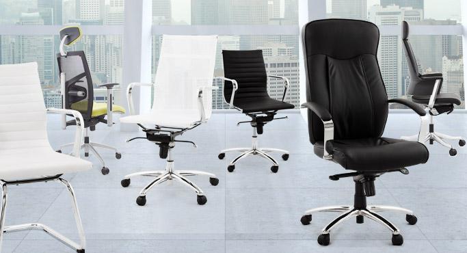 Hoe uw design bureaustoel kiezen?