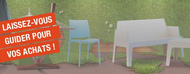 Guide d'achat Alterego - Le mobilier de jardin design