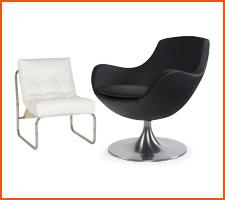 Les fauteuils lounge Alterego Design