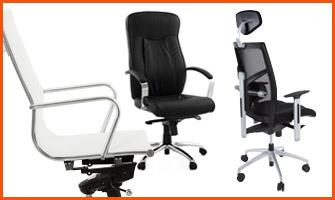 Fauteuil de bureau ergonomique design - Alterego