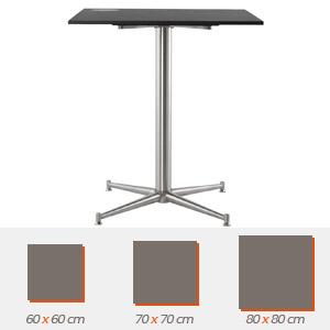 Plateaux de table carrés - Alterego Design