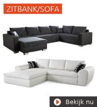 Design zitbank/sofa - Alterego Design