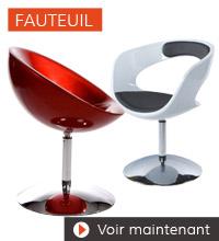 Fauteuil design - Alterego Design