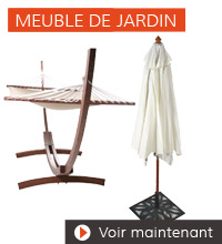 Meuble de jardin - Alterego Design