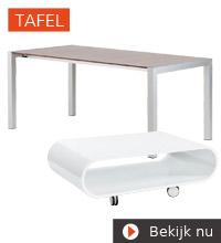 Design tafel - Alterego Design