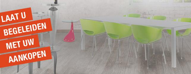 Alterego Koopwijzer - Design tafels