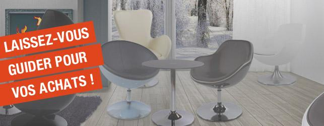 Guide d'achat Alterego - Les fauteuils design