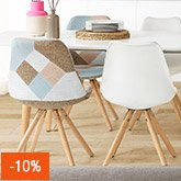 Chaises design Alterego