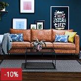 Canapes et sofas design Alterego