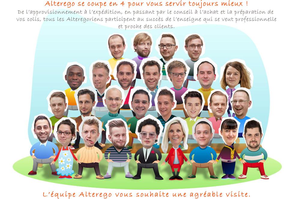 la team Alterego