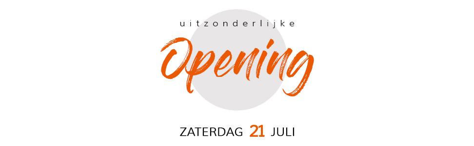 21 Juli uitzonderlijke opening - Alterego meubelwinkel in Gent