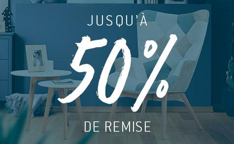 Meubles en soldes - Jusqu'à 50% de remise - Alterego France
