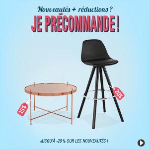 Meubles en soldes - Précommandes - Alterego Belgique