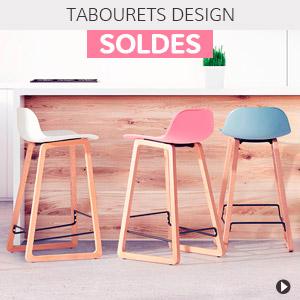 Soldes d'été 2018 Belgique - Tabourets design