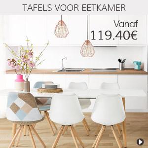 Meubels in de solden - Tables à manger - Alterego Nederland