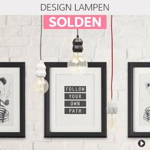 Winter solden 2018 Nederland - Design lampen