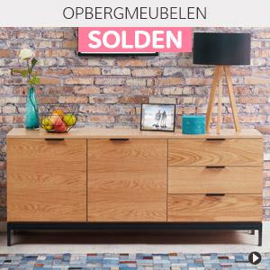 Winter solden 2018 Nederland - Design opbergmeubelen