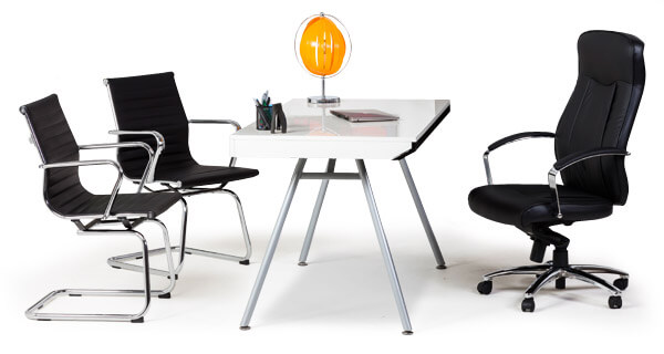Professionele bureaustoelen en bureauzetels  - Alterego Design