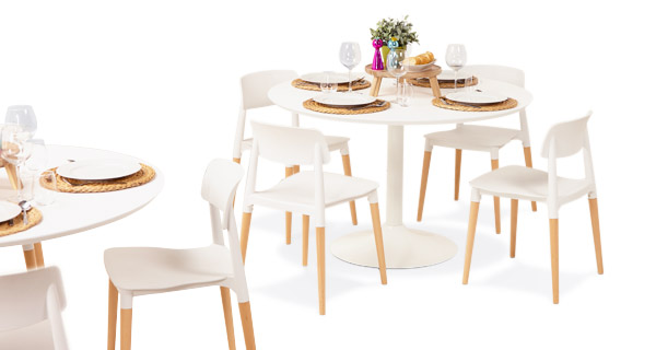 Table pour restaurant, cafe et hotel - Alterego Design