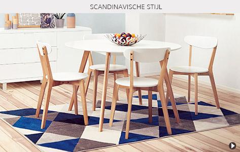 Scandinavische stijlen en inspiraties