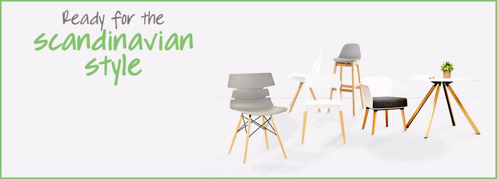 Décoration intérieure scandinave - Alterego Design