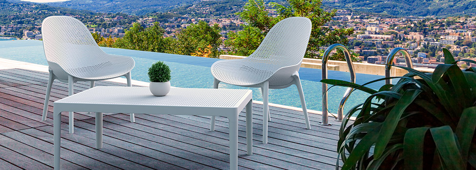 Meubles de terrasse - Alterego Design