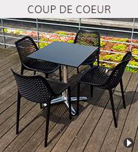 Chaise de jardin BLOW - Coup de coeur Alterego