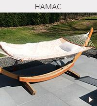 Hamac xxl AMAK - Accessoire de jardin Alterego Design