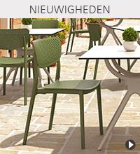 Alterego Design nieuwigheden - PALMA tuinstoel